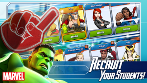 MARVEL Avengers Academy MOD APK v2.1.0 Android HACK Free Shopping Update Terbaru 2018