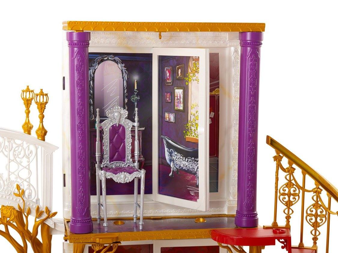 ever after high wonder world ever after high school playset ever after high school playset