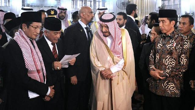 Tak Banyak yang Tahu, Ternyata Ini Kata Raja Salman Tentang Masjid Istiqlal!