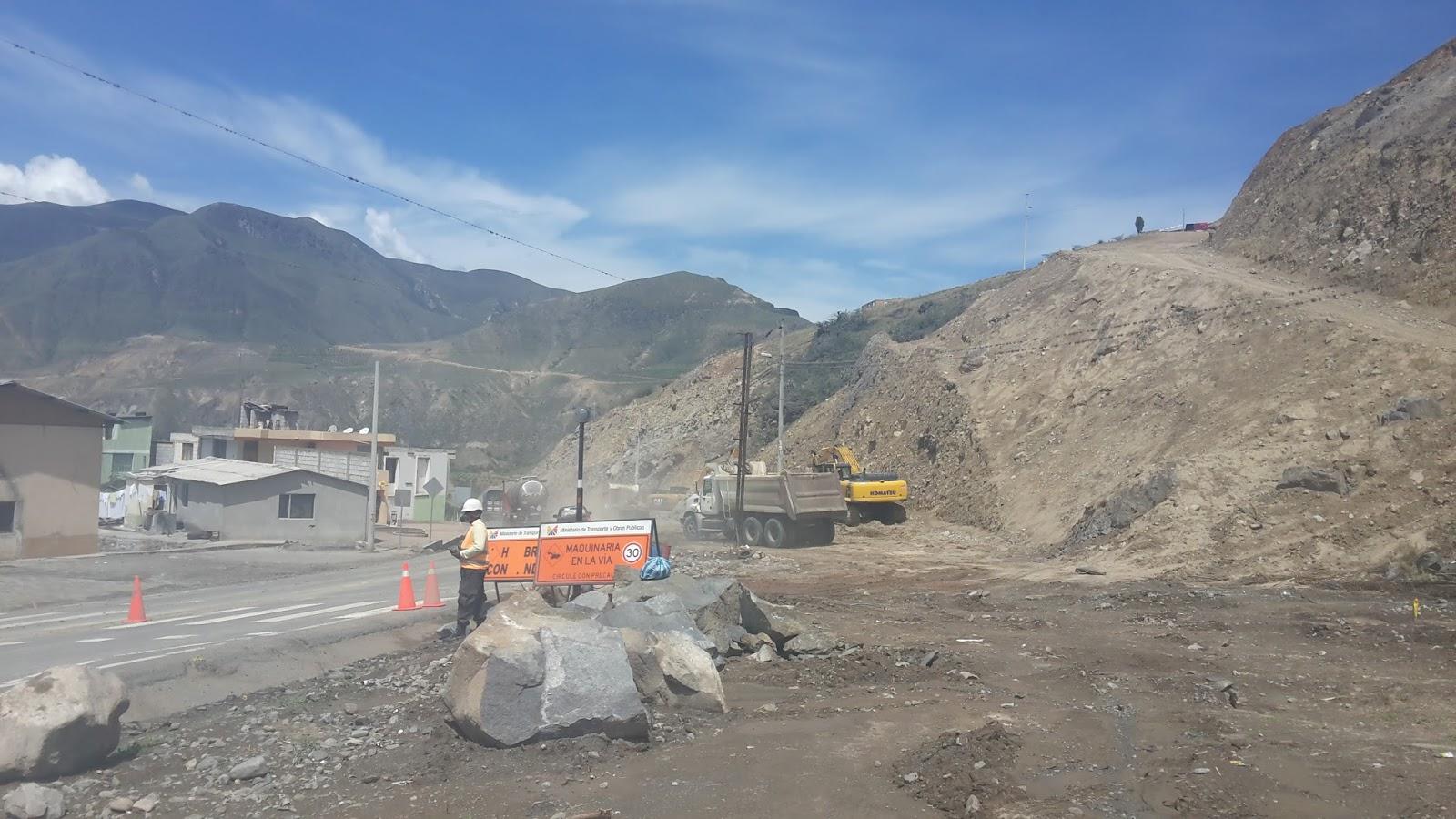 Se realiza cronograma para reanudar trabajos viales en panamericana ...