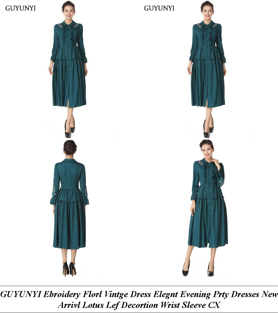 Long Prom Dresses - Winter Clothes Sale - Midi Dress - Buy Cheap Clothes Online