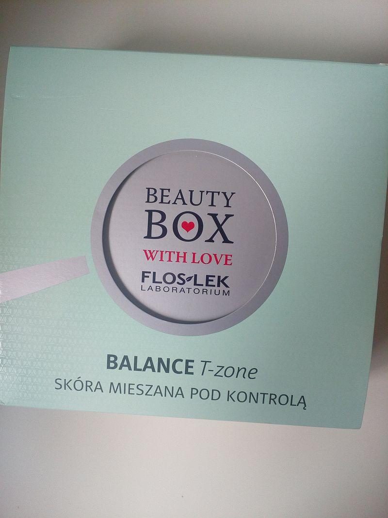 Testowanie z Only You | Floslek, T-balance | Beauty box with you