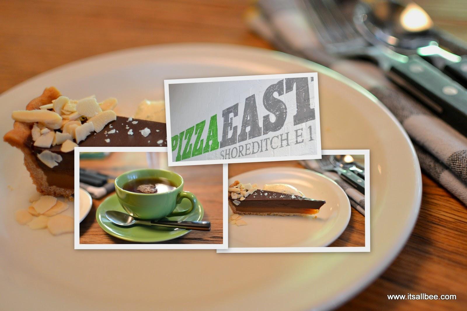 Feasting Through East London