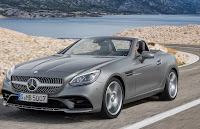 Mercedes ten yeni SL ve SLC