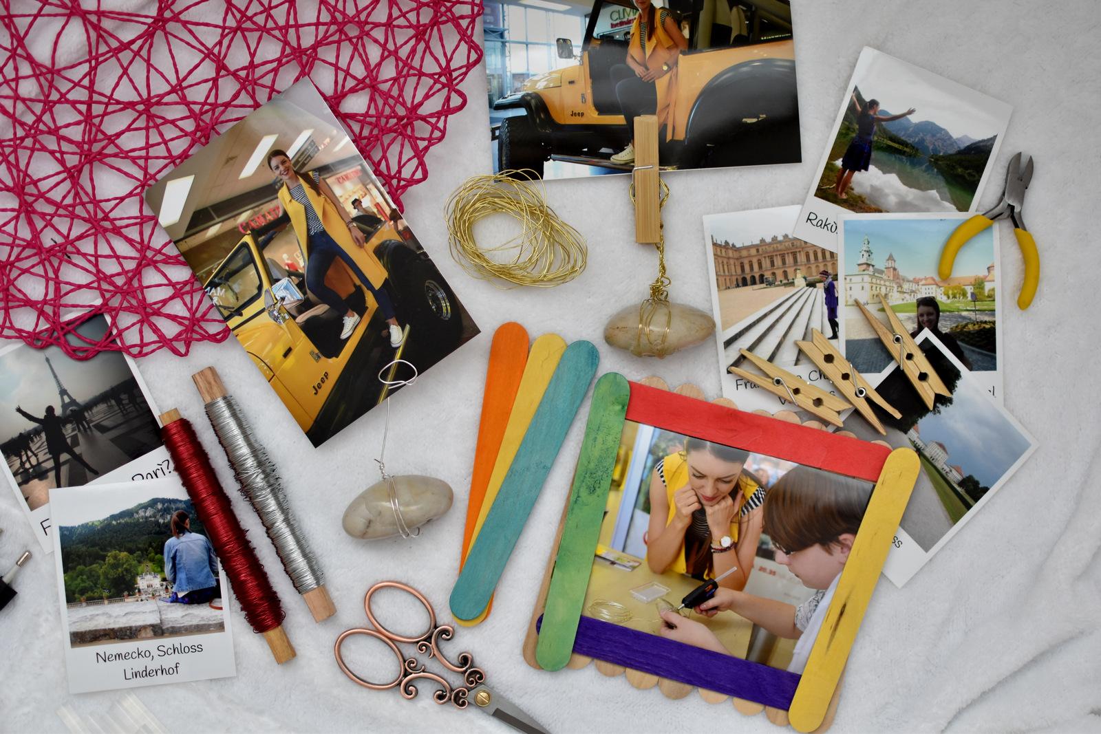 DIY: tri spôsoby ako si vyrobiť originálny fotorámik // zútulnite si svoj domov fotkami inak