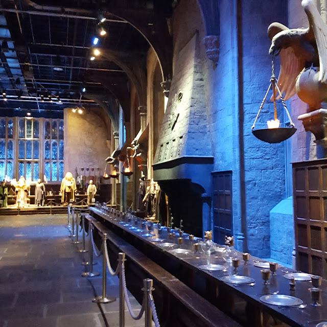 Warner Brothers Studio Tour Great Hall