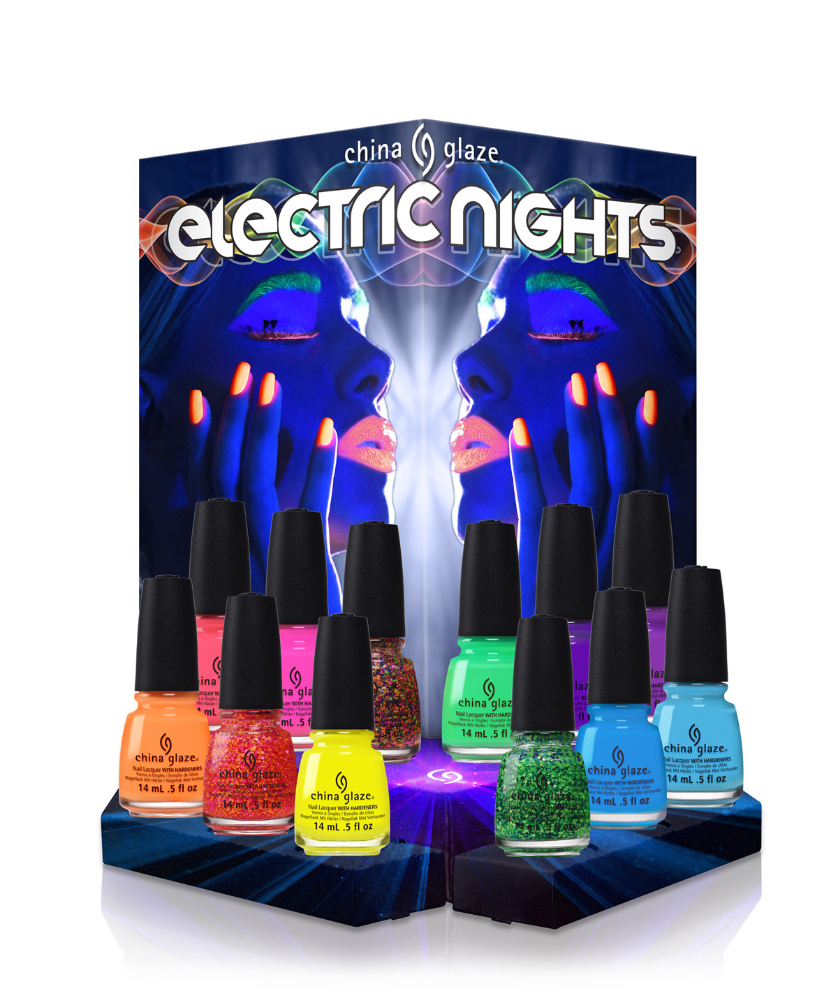 China Glaze - Electric Nights Collection (Press Release) - <em ...