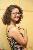 Actress Aditi Myakal Looks gorgeous in Sleeveless Deep Neck Top at Ami Tumi success meet ~  Exclusive 145.JPG