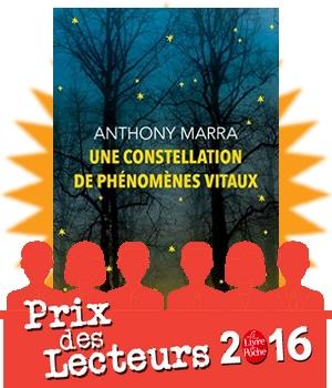 une constellation des phénomènes vitaux Marra Prix des lecteurs Livre de poche 2016