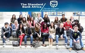 Standard Bank Africa Derek Cooper Scholarship