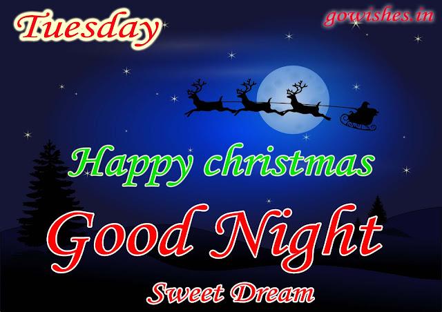 25-12-2018 Good night wishes Image wallpaperToday