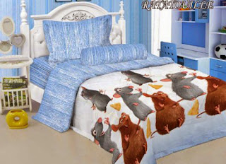 Sprei Kintakun Luxury Kids Ratatouille