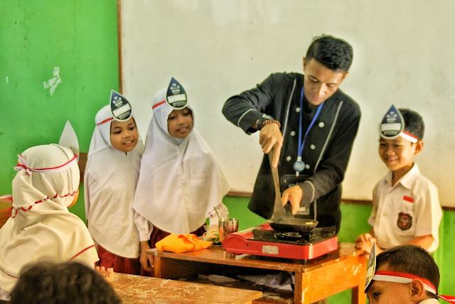 Kelas Inspirasi Kebumen Sukses Melaksanakan Hari Inspirasi di 10 Sekolah Dasar