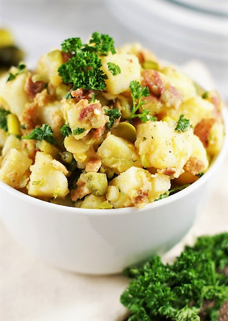 German Potato Salad Image