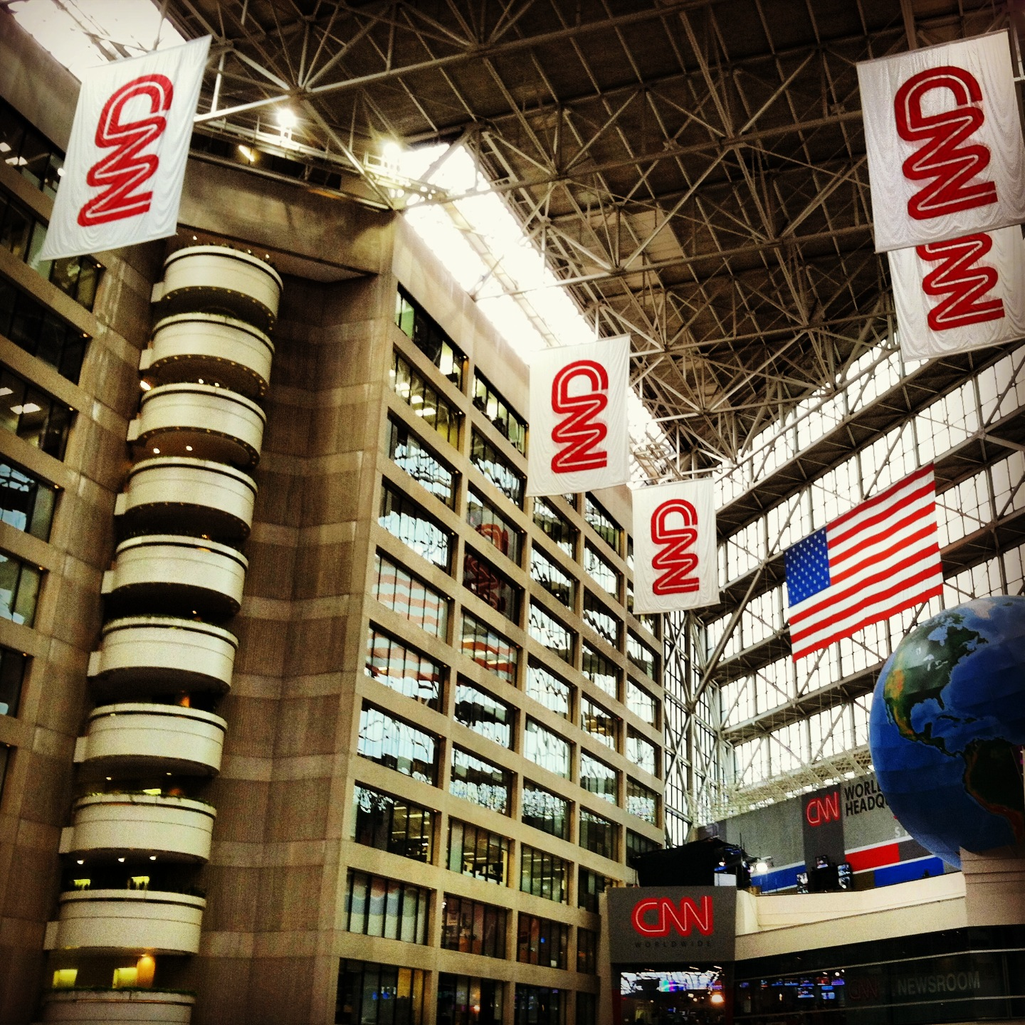 Omni Atlanta Cnn Center