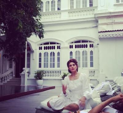 Jacqueline Fernandez twitter photoshoot pic