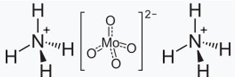 Cara Membuat Larutan Kimia dan Biologis: Ammonium Molibdat ...