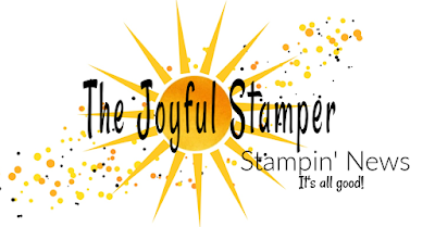 Subscribe to The new Joyful Stamper Stampin' News weekly newsletter | free exclusive pdf tutorial as a special thank you