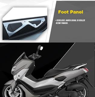 Foot Panel