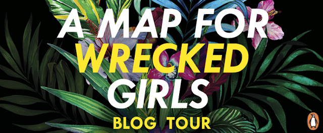 Once Upon A Twilight Blog Tour A Map For Wrecked Girls By Jessica