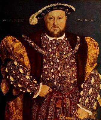 Henry VIII costume
