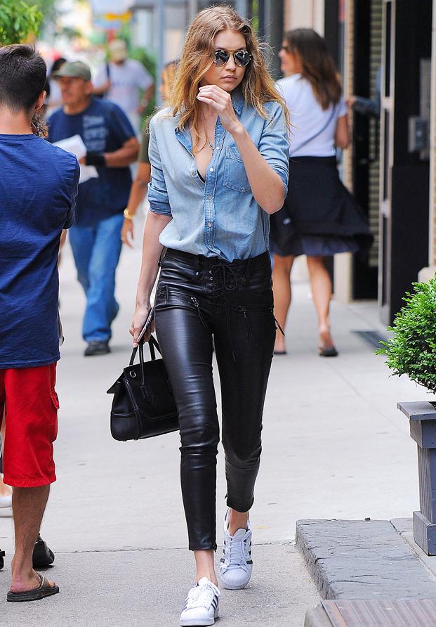 Street Style Gigi Hadid