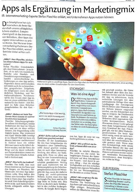 Smartphone in der Kundenkommunikation