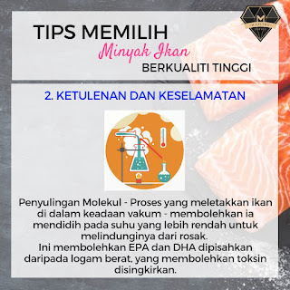 4 Tips Memilih Supplemen Minyak Ikan Berkualiti Tinggi