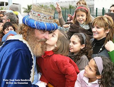 Horarios llegada Reyes Magos y Cabalgata 2017, Las Palmas de Gran Canaria