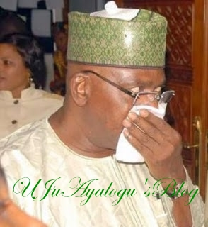 Senator Goje's House Raid By Police: N18m, $19,000, 4,000 Saudi Riyals Raw Cash, Others RECOVERED