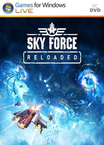 Sky Force Reloaded PC Full Español