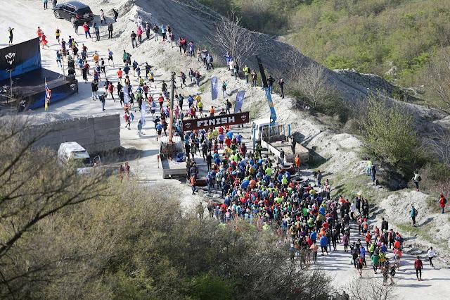 Маркотх 2017, старт на 30 километров