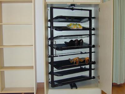 Shoe Storage, Shoe Organizers & Shoe Storage Ideas
