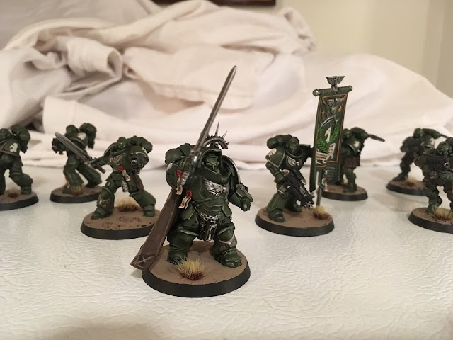 What's On Your Table: Griffon Lords