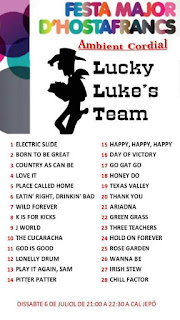 Lucky Luke's Team