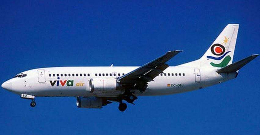 VIVA AIR: Aerolínea empezó a vender pasajes aéreos a S/ 59.90 a diferentes regiones - www.vivaair.com