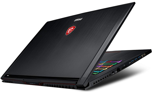 MSI GS73 Stealth 8RF-006ES: diseño gamer y panel 4K