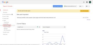 cara agar cepat ke index google