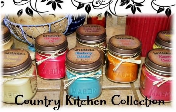 country kitchen candles sweet scentsational scents about our company soyl scents 2748
