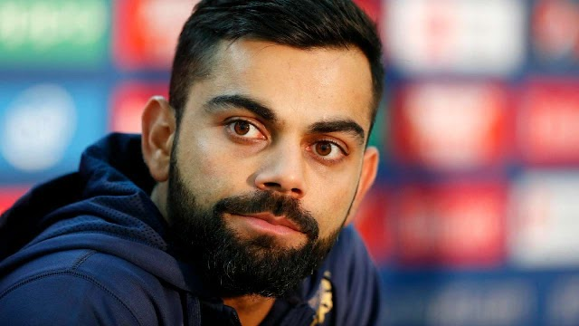 वर्ल्ड कप के लिए भारतीय टीम रवाना, कोहली ने कहा - टीम पर रहेगा दबाव