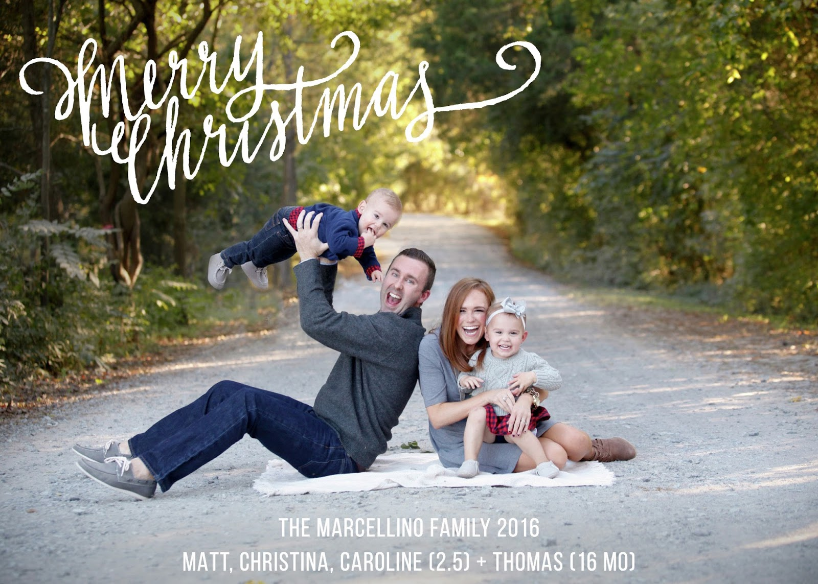 we ordered our cards again this year from minted i love minted for their high quality thick paper variety of designs and of course their free recipient - Family Photo Christmas Cards