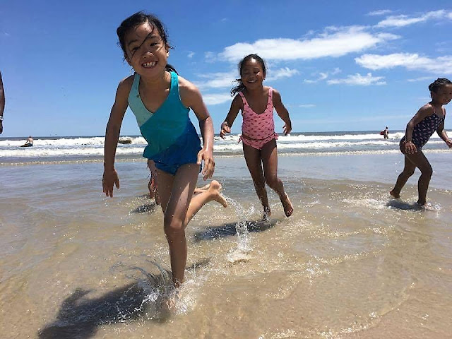 ocean city maryland beach family vacation