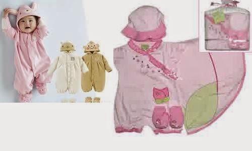 Tips Memilih Baju Muslim Bayi Perempuan