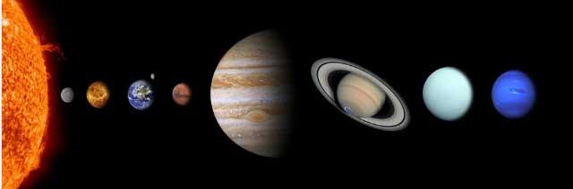 Cancion de los planetas de Enrique y Ana