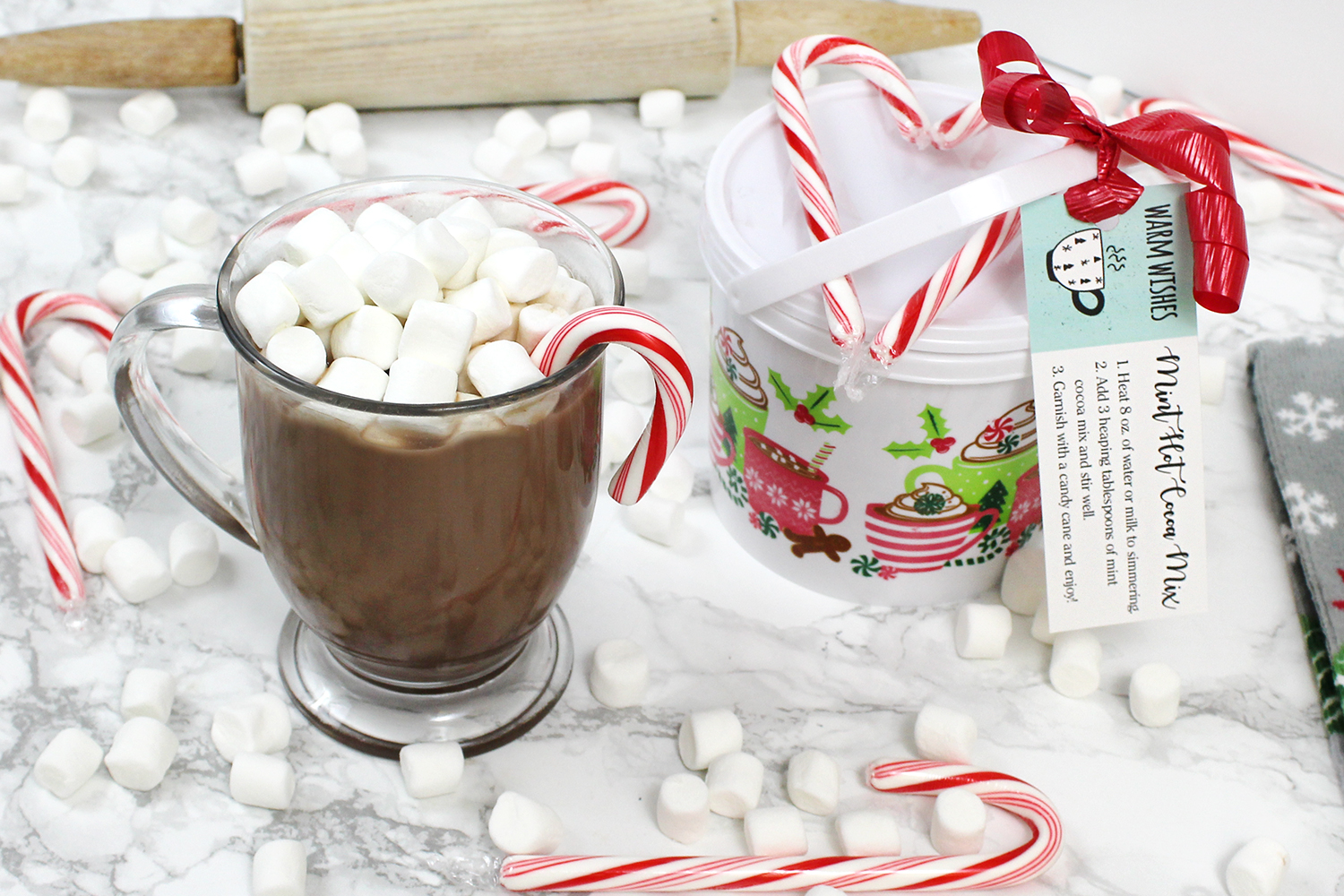 Mint Hot Cocoa Mix