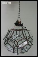 lampu gantung kaca