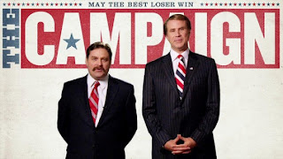 The Campaign Will Ferrel Zach Galifianakis