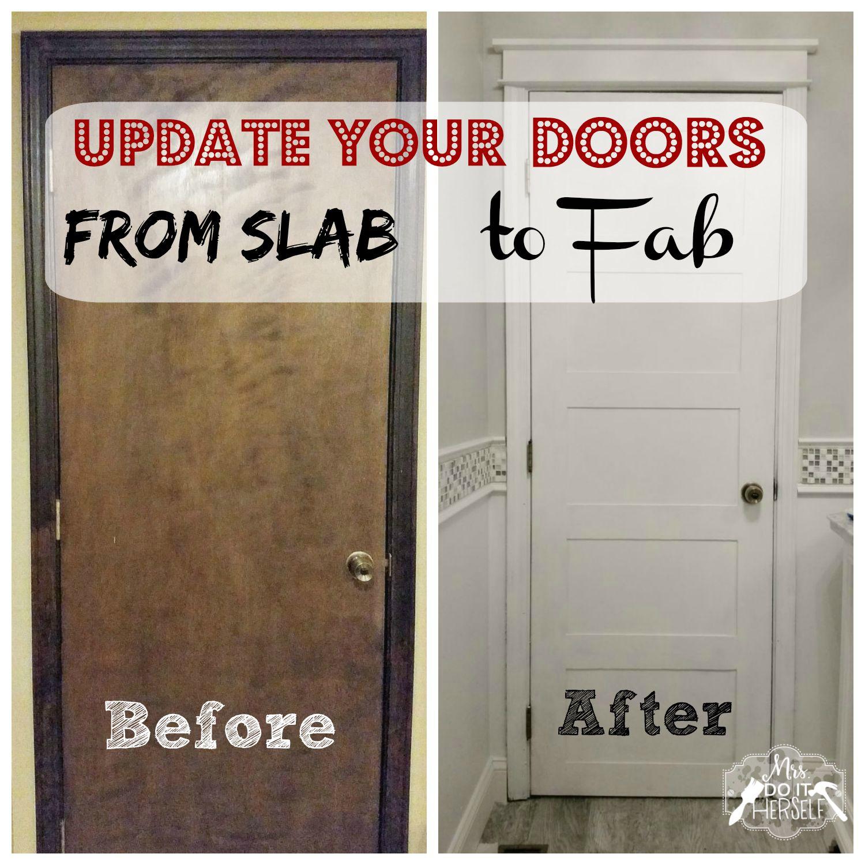 From Slab To Fab U2013 DIY 5 Panel Door