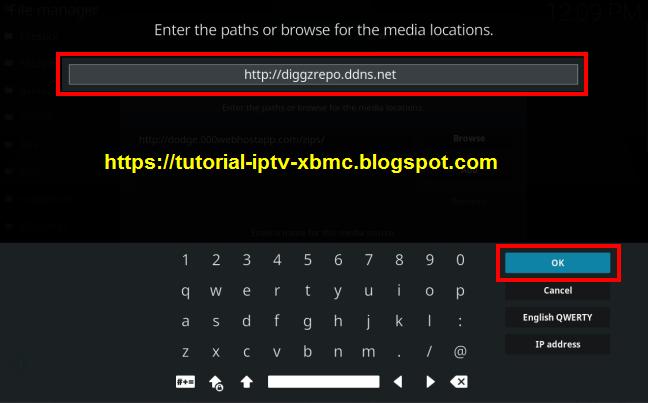 Guide Install Diggz Xenon Build Kodi 18 Leia - New Kodi