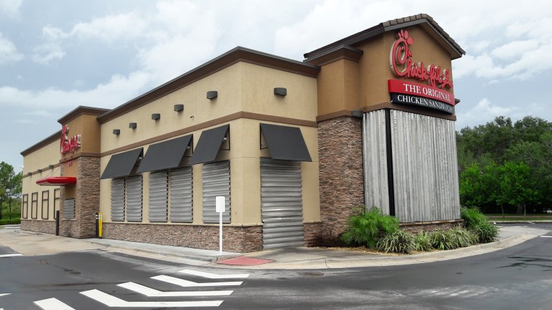 Chick-fil-A, Wickham Road